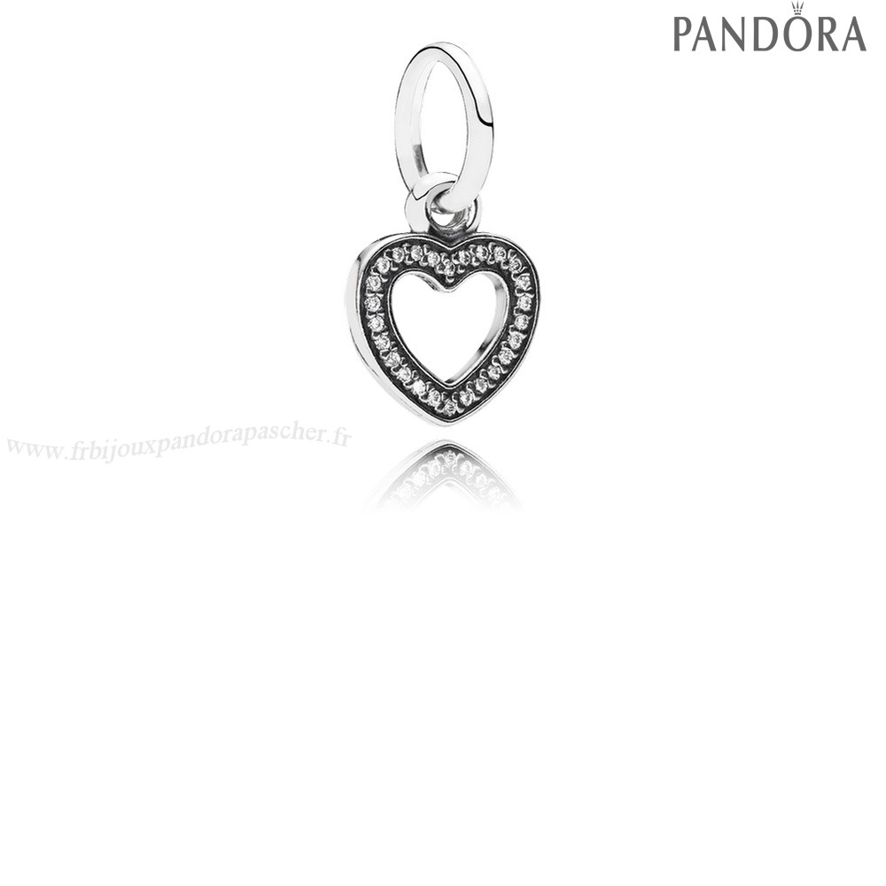 Pandora Promotion Alphabet Symboles Charms Dangle Charm Clear Cz En Ligne