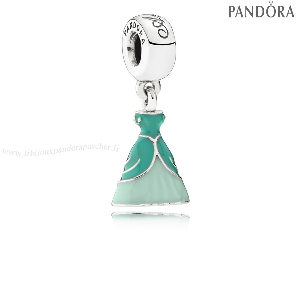 Pandora Promotion Disney Ariel'S Dangle Charm Mixed Enamel En Ligne