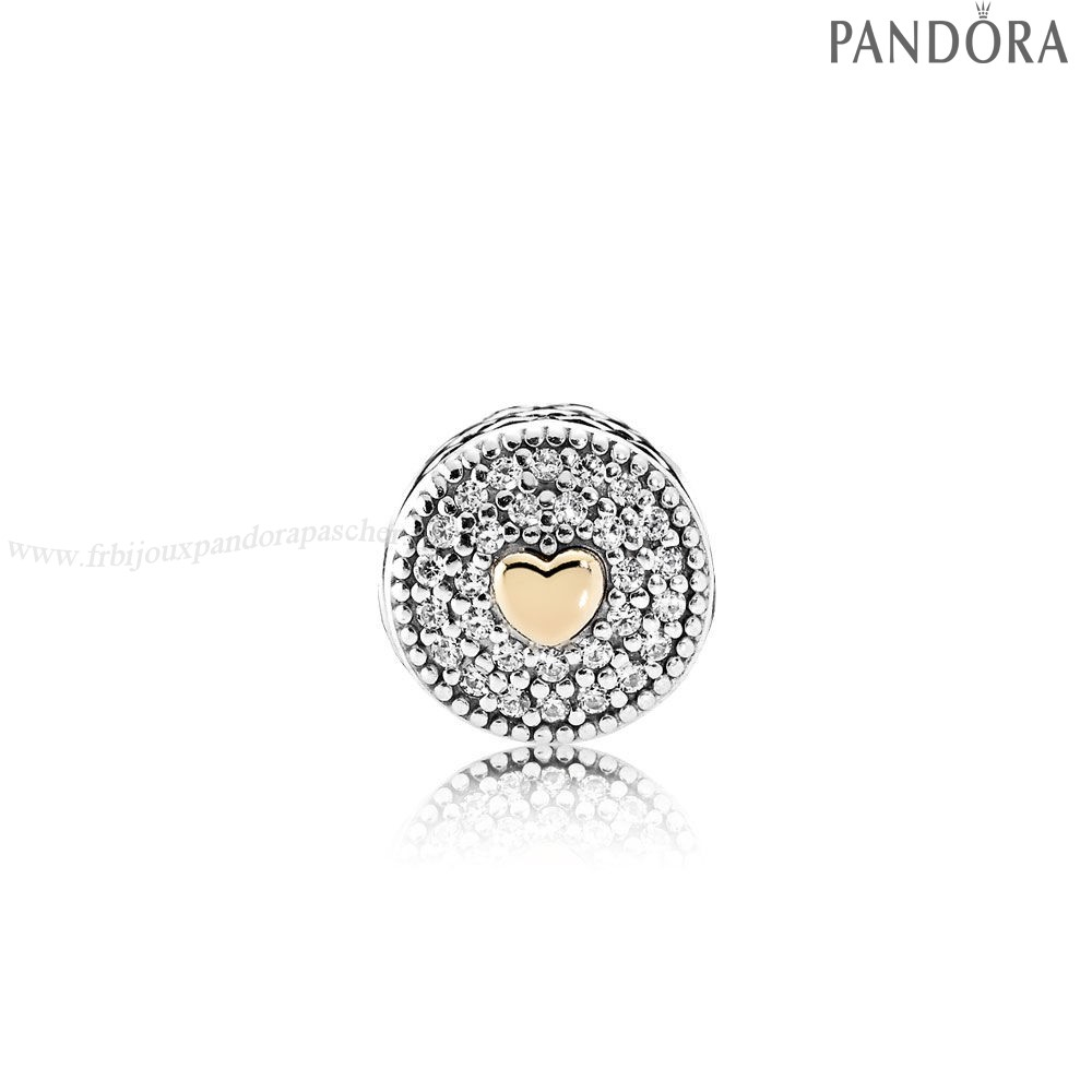 Pandora Promotion Essence Affection Charme Clear Cz En Ligne