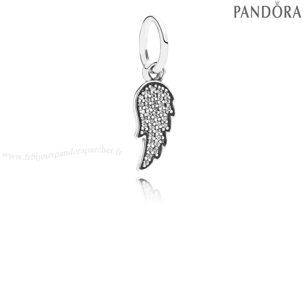 Pandora Promotion Pandora Alphabet Symboles Charms Symbole De Guidance Dangle Charm Clear Cz En Ligne