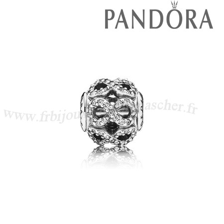Pandora Promotion Pandora Essence Dedication Charme Clear Cz En Ligne