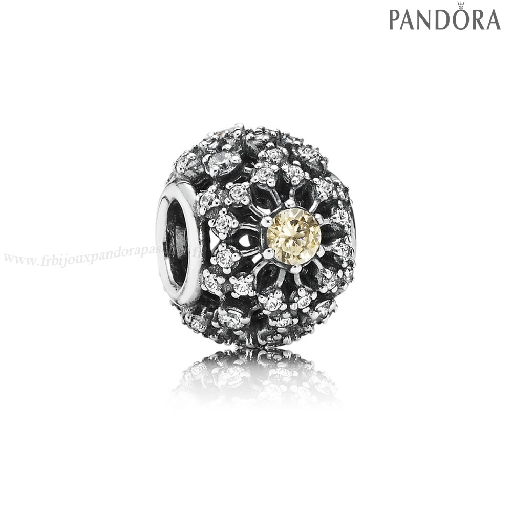 Pandora Promotion Pandora Inspirational Breloques Radiance Interieure Oren Colored Clear Cz En Ligne